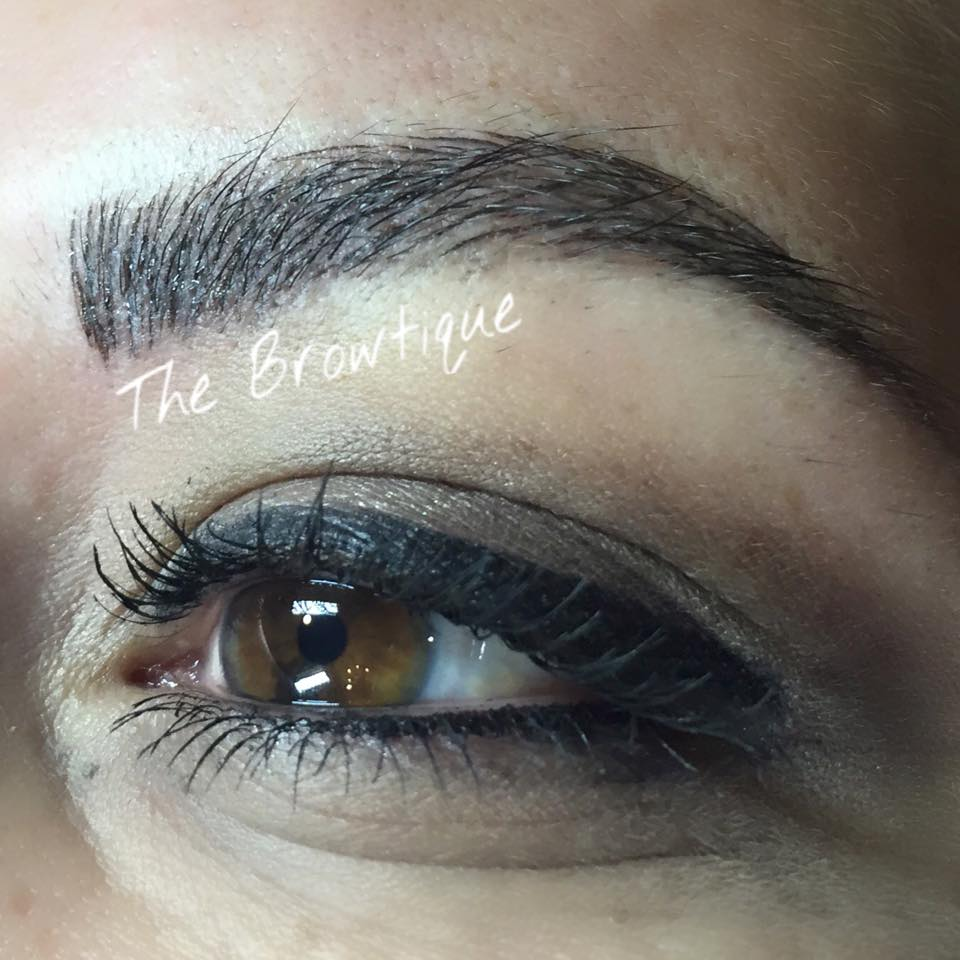 Let's Get Our Eyebrows Tattooed