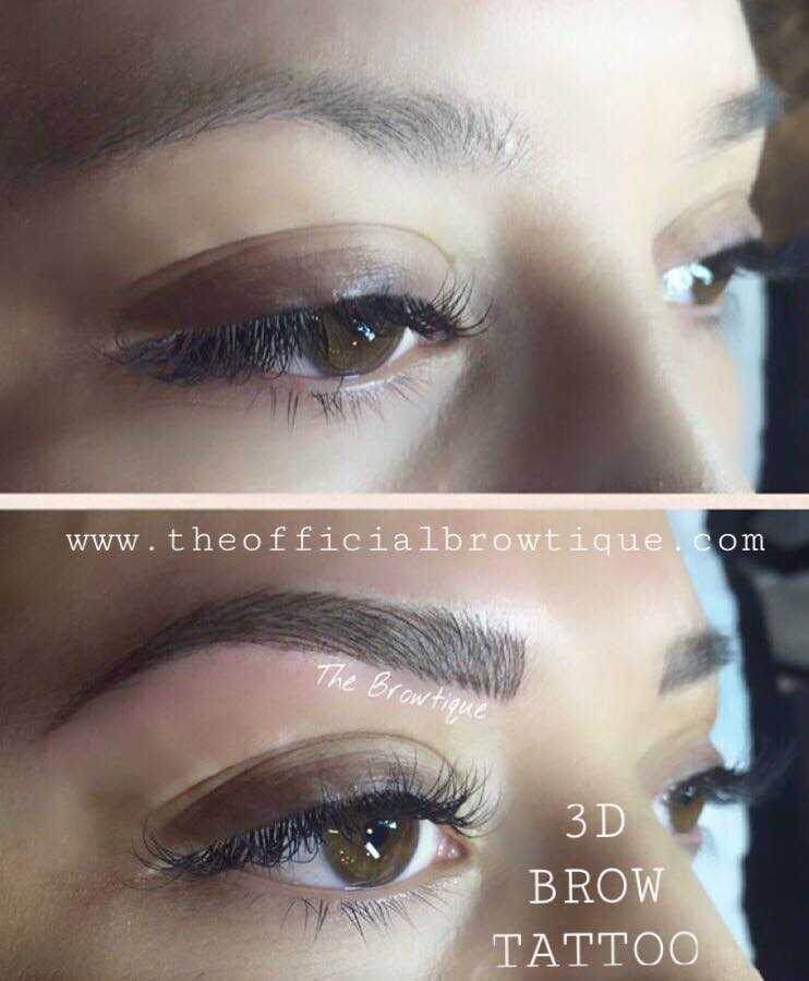 CARRIE HUNT BROW GIVEAWAY